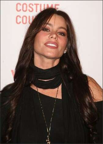 "Sofia Vergara attends the Los Angeles premiere of ""Valentino: The Last Emperor"" at the Bing Theatre at LACMA in Los Angeles, California. Photo: Getty Images"
