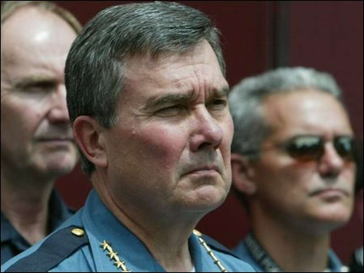 Seattle Police Chief Gil Kerlikowske has said little publicly in his career about drug policy.