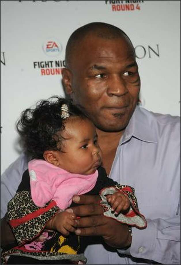 "Mike Tyson attends Sony Pictures Classics' screening of ""Tyson"" at the AMC Loews 19th Street in New York City, New York. Photo: Getty Images"