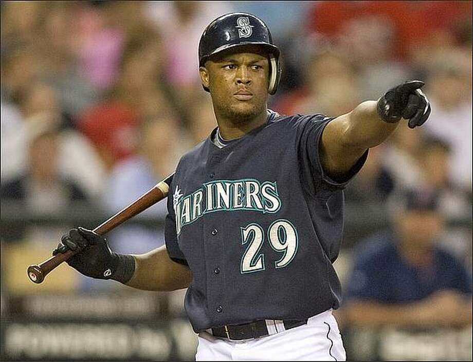 """Mariners general manager Jack Zduriencik said Monday the team has """"mild concerns"""" about third basemann Adrian Beltre playing for the Dominican Republic in the World Baseball Classic, but understand how much Beltre wants to play. Photo: Grant M. Haller/Seattle Post-Intelligencer"""