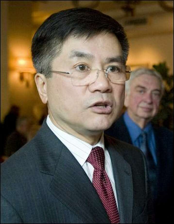 Democrat Gary Locke served two terms as Washington governor, retiring from public office in 2005. Photo: Grant M. Haller/Seattle Post-Intelligencer