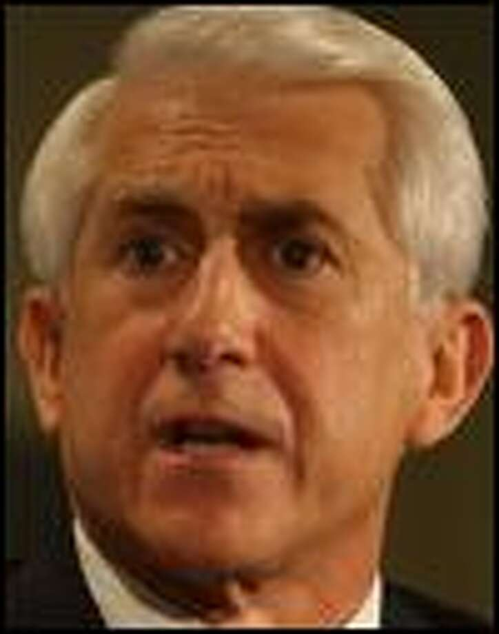Voters in Rep. Dave Reichert's district will receive Democratic phone calls, e-mails and texts about his vote.