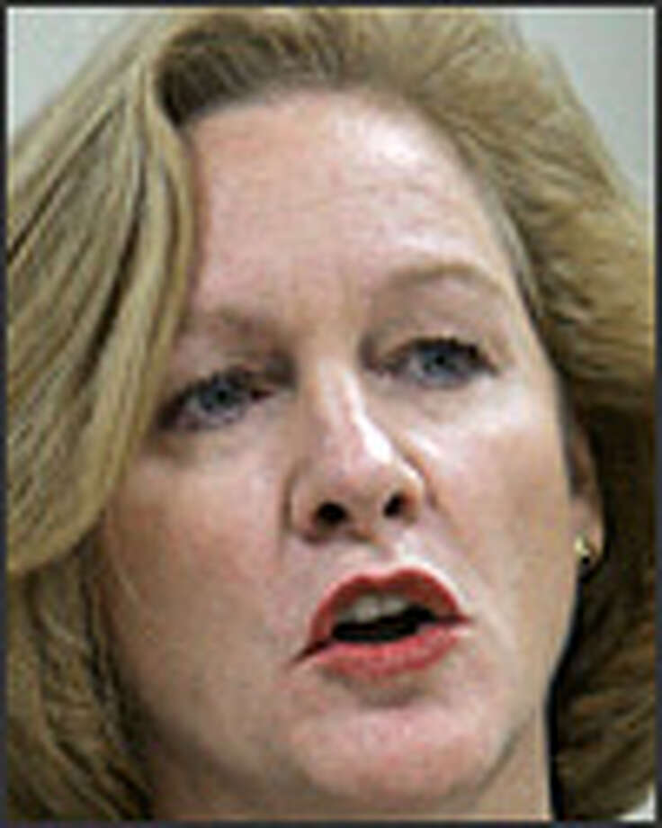 Attorney Jenny Durkan is in line to become Seattle's top Justice Department official. Photo: AP