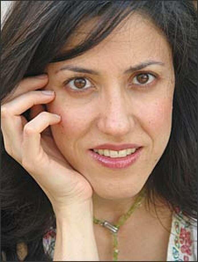 """Azadeh Moaveni is the author of """"Honeymoon in Tehran."""" Photo: Mehrdad Daftari"""