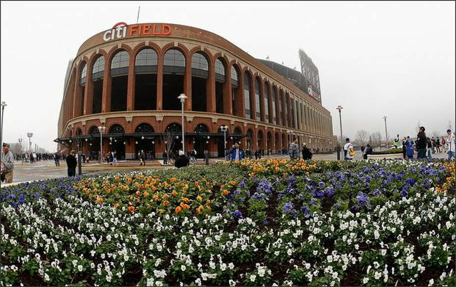 24. Citi Field, home of the New York Mets. Homes cost $234 per square foot, 0.83 times the area average. It's in the Queens borough of New York. Photo: Getty Images
