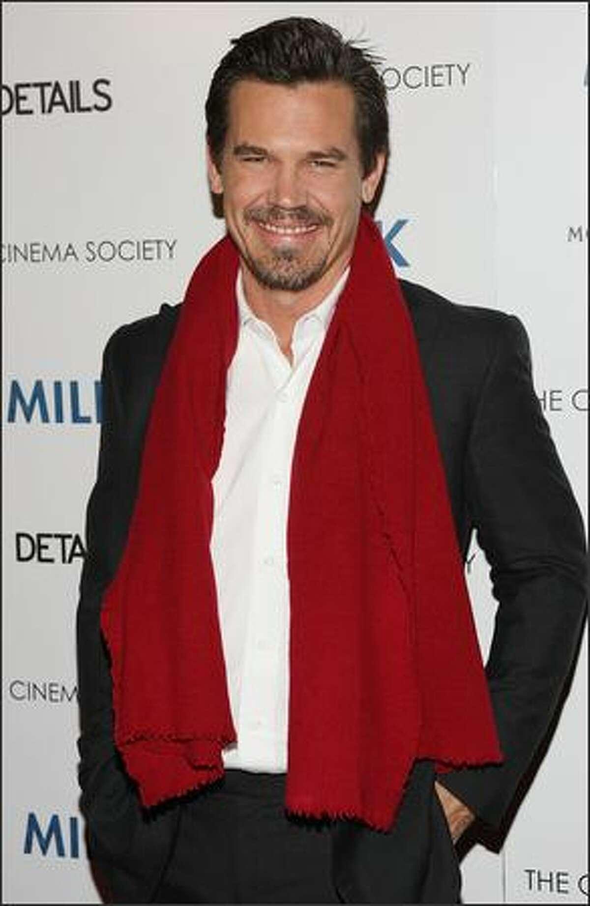 Actor Josh Brolin attends a special screening of