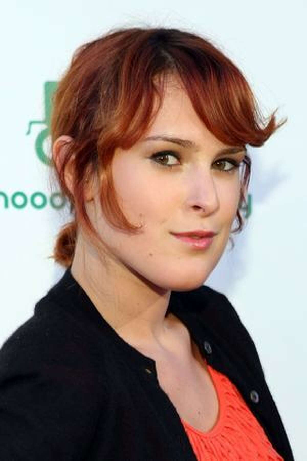 Rumer Willis attends the Moods of Norway flagship store launch at the Robertson Boulevard store location in Beverly Hills, Calif., on Wednesday, July 8, 2009. Moods of Norway is a clothing store with the motto