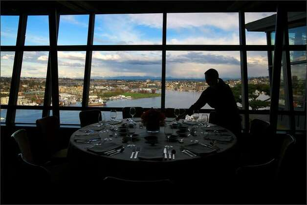 Canlis Private Dining Room View