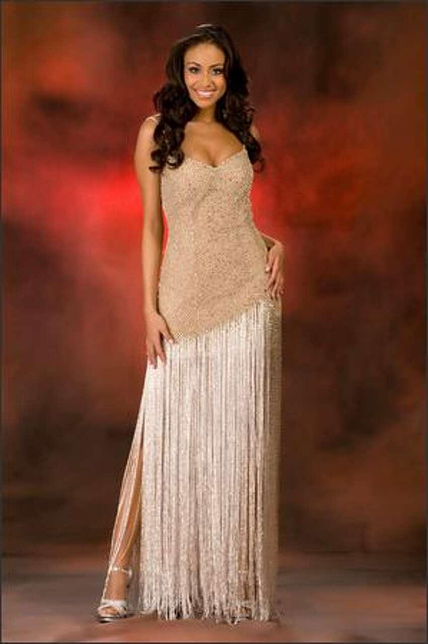 Alicia-Monique Blanco, Miss Arizona