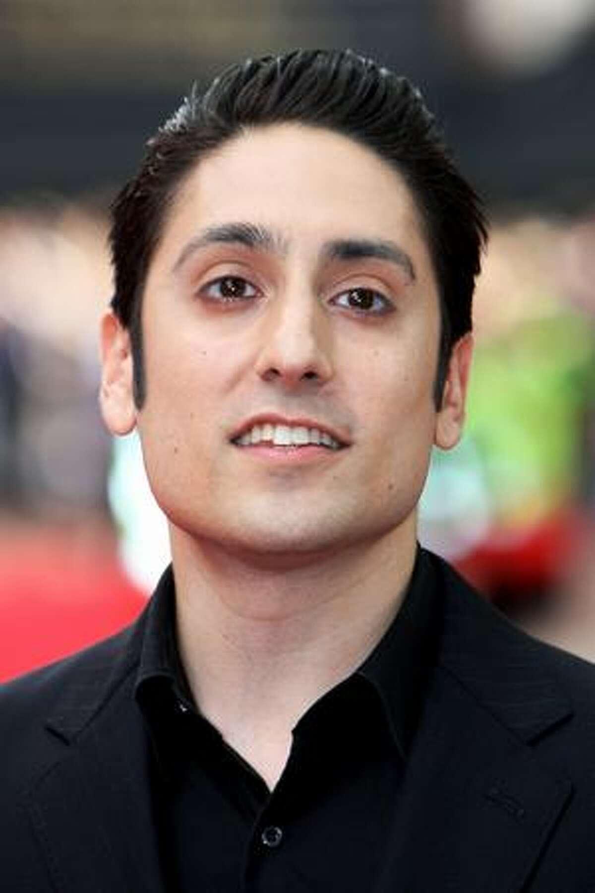 Actor Omar Doom attends the UK film premiere of
