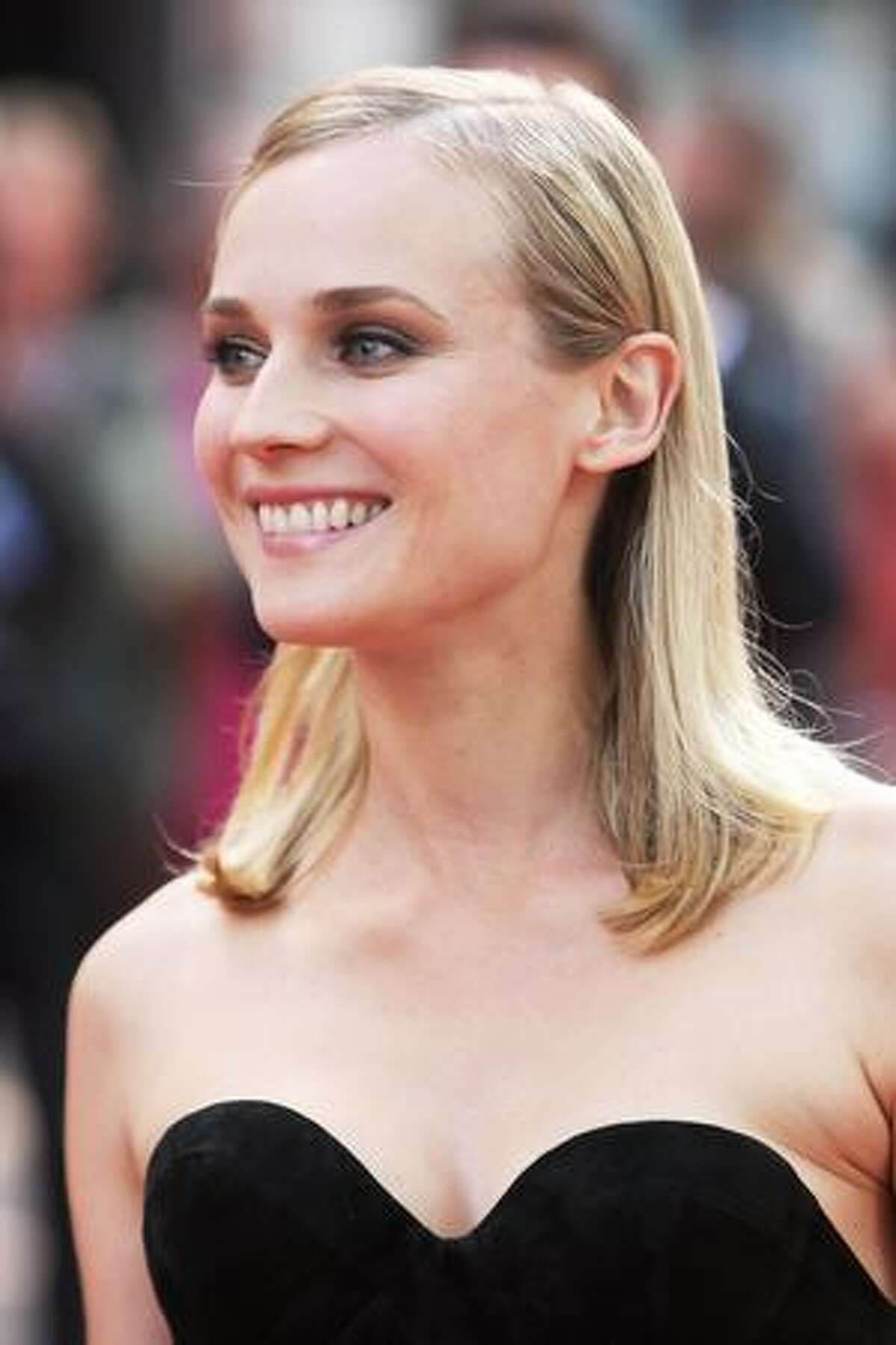Actress Diane Kruger attends the UK film premiere of