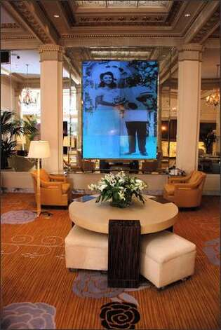 Hotel deLuxe celebrates Hollywood's golden era. Photo: Deston Nokes/Special To The P-I