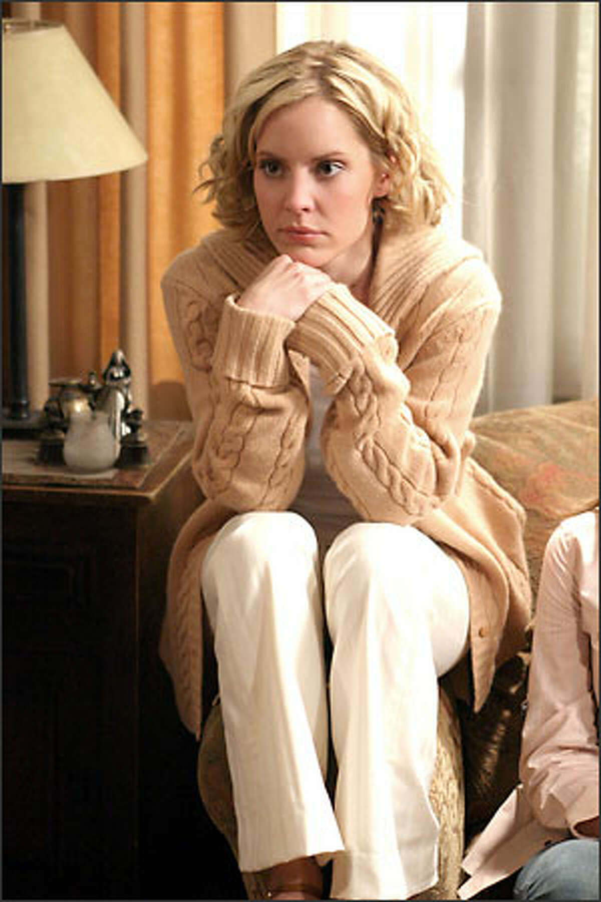 Emma Caulfield as Anya.