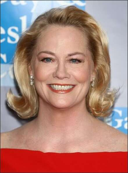 Cybill Shepherd now.
