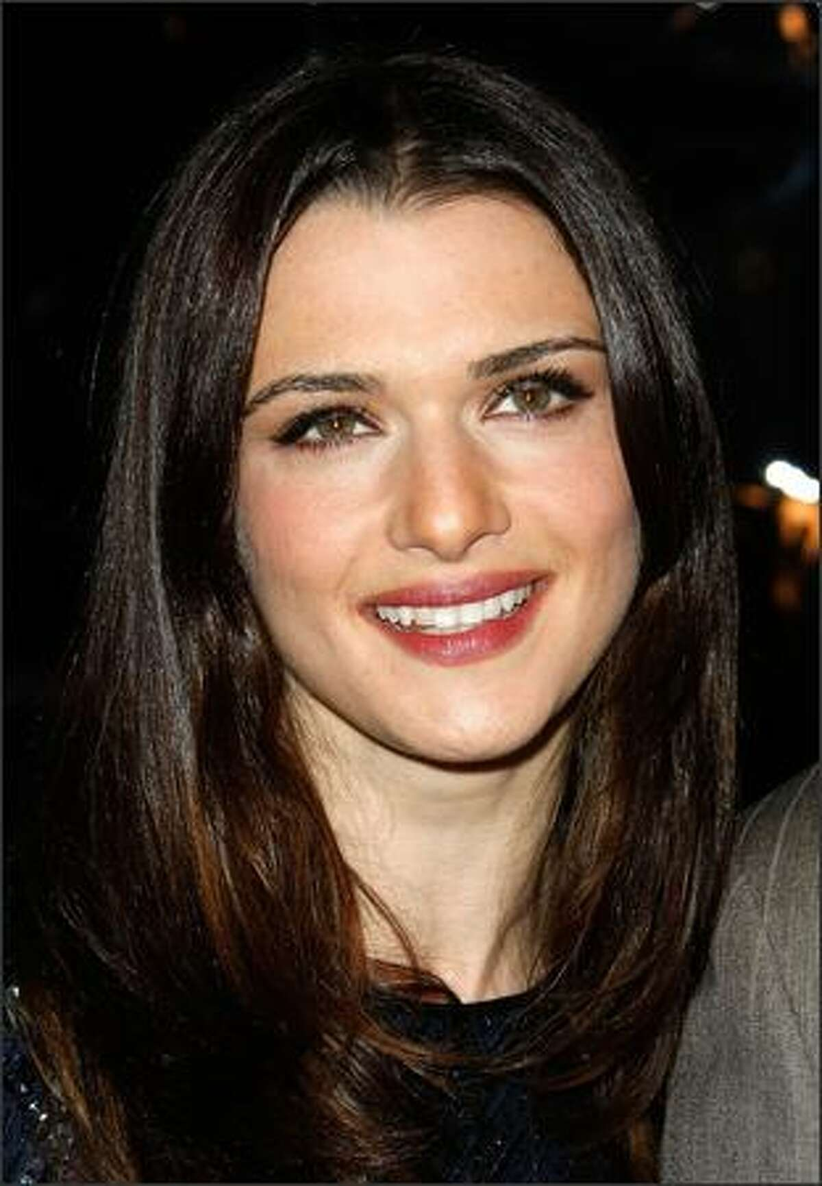 Actress Rachel Weisz arrives at the premiere of Fox Searchlight Pictures'