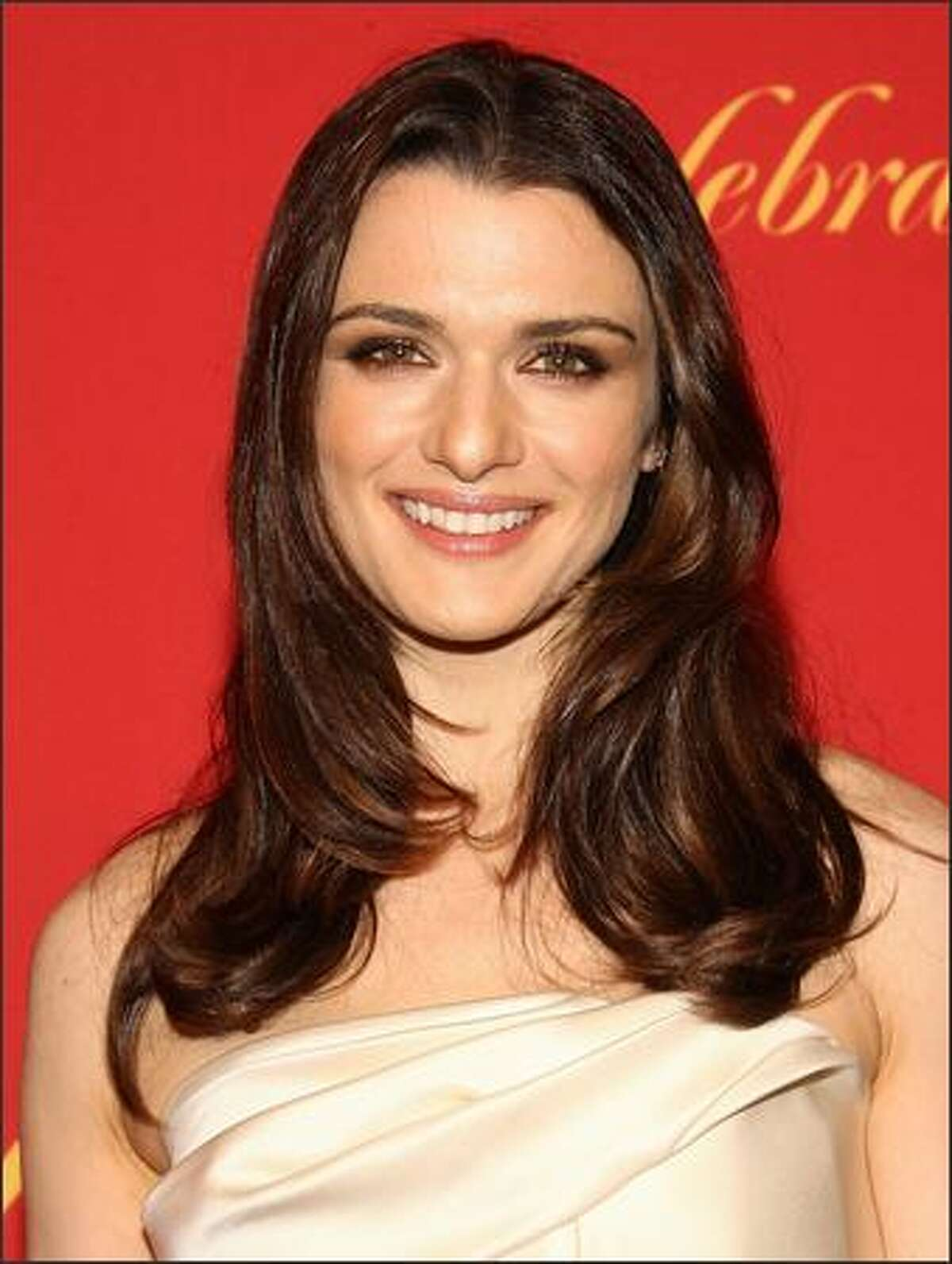 Actress Rachel Weisz attends the Cartier 100th Anniversary in America Celebration at Cartier Fifth Avenue Mansion in New York City.