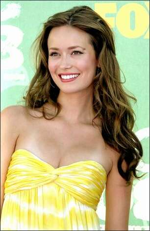 No. 16: American actress Summer Glau (photo taken Aug. 3, 2008). Photo: Getty Images