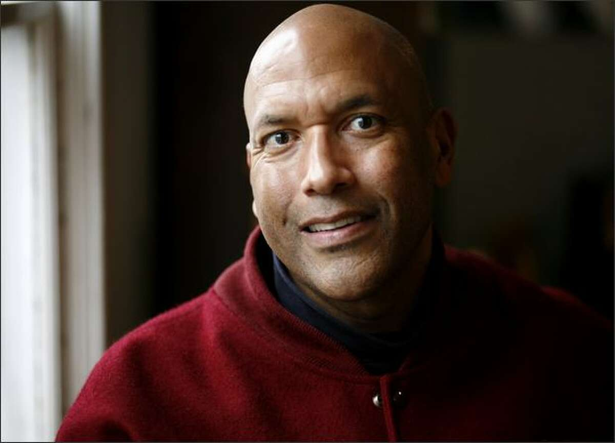 Former Sonic James Donaldson, who has never held public office, is running for mayor of Seattle.