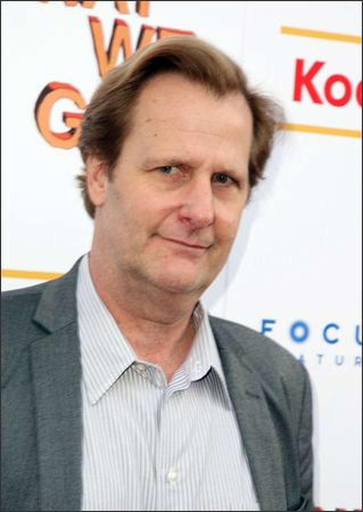 Actor Jeff Daniels attends a special New York screening of