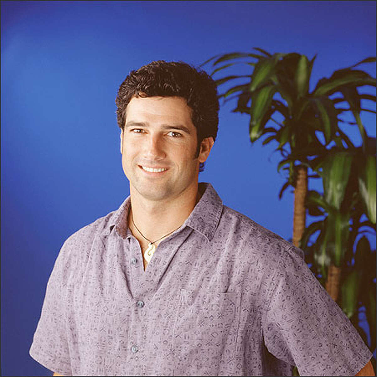 Name: Burton Roberts Occupation:Marketing Executive Age: 31 Hometown:San Francisco