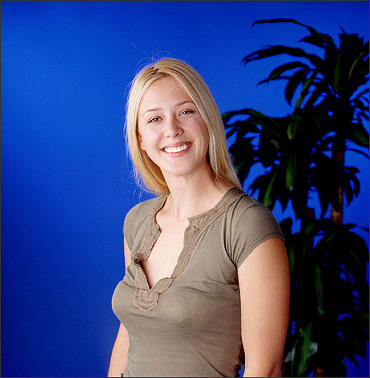 Name: Christa Hastie Occupation:Computer Programmer Age: 24 Hometown:Los Angeles