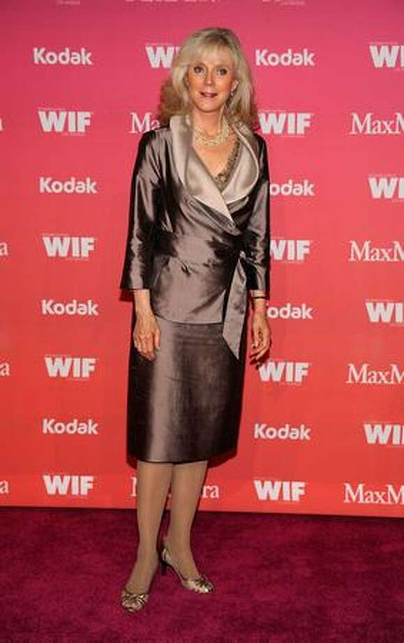 Actress Blythe Danner arrives. Photo: Getty Images