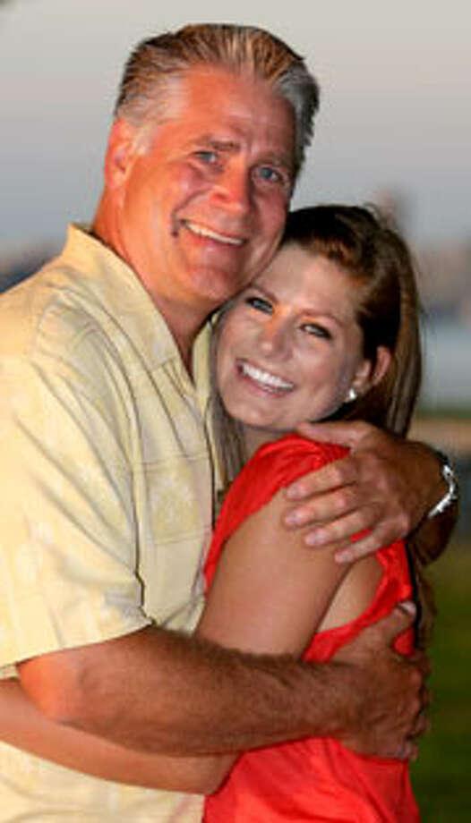 Jim and Brooke Moore Photo: Corky Trewin