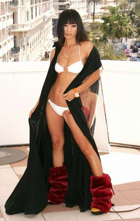Actress Bai Ling ... Photo: Getty Images