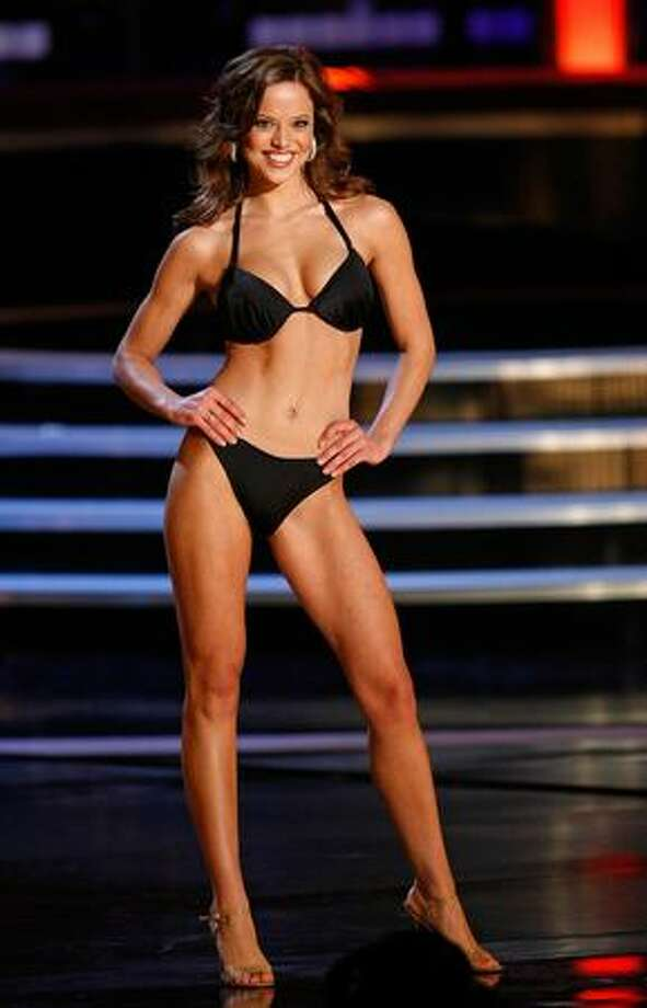By contrast, the most recent winner, Katie R. Stam, who was crowned in January, donned a skimpier bikini in her contest. Beset by falling interest and the loss of major television coverage, the pageant was nearly forced to allow such breathtaking sexuality. Of course, it did retain the talent competition and held out as its main prize a five-figure college scholarship. Photo: Getty Images