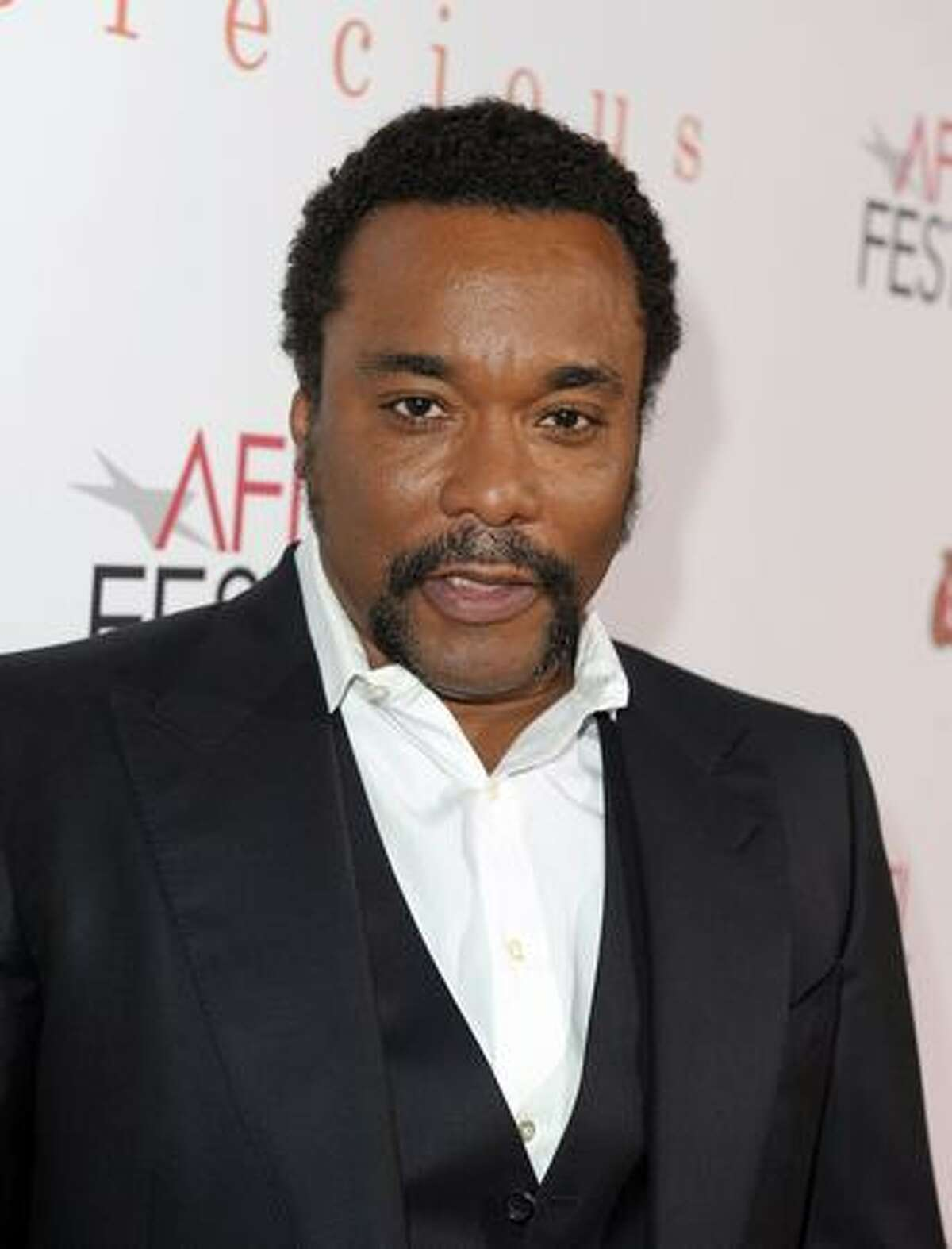 Director Lee Daniels arrives at the screening of