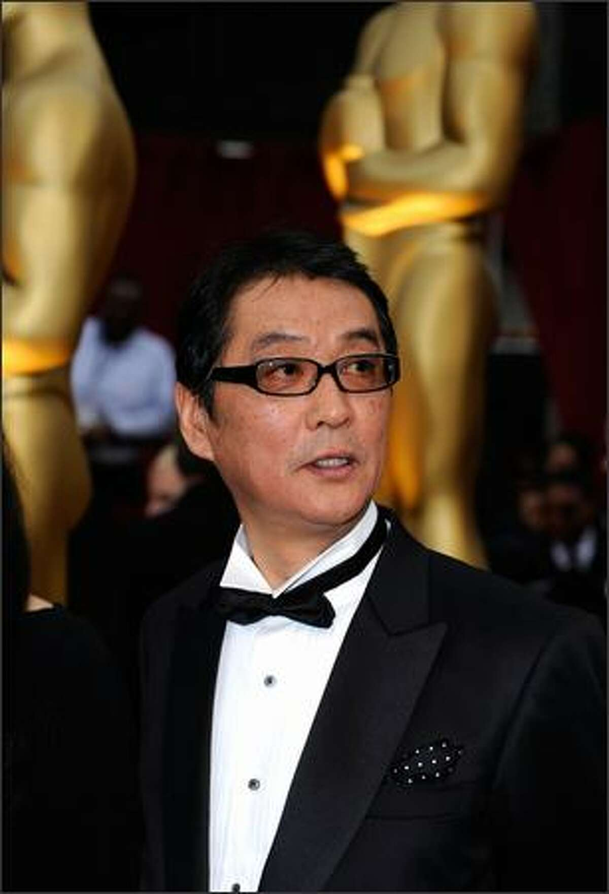 Director Yojiro Takita of