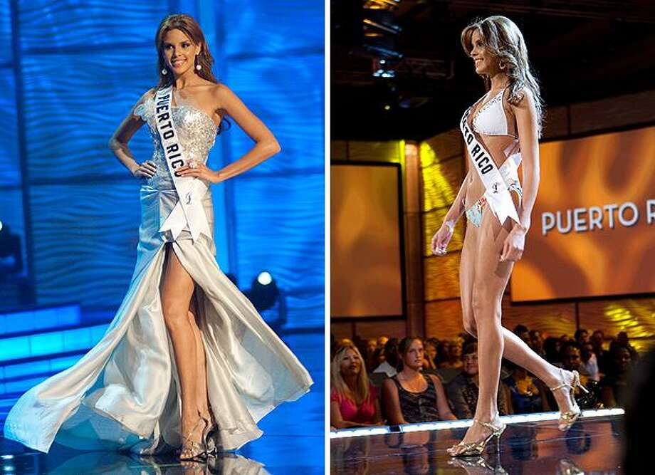 Mayra Matos, Miss Puerto Rico. Photo: Miss Universe L.P., LLLP