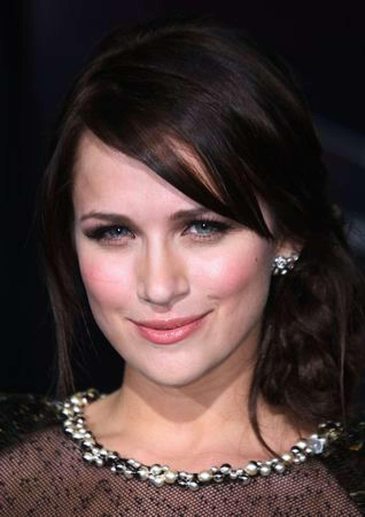 Actress Shantel VanSanten attends