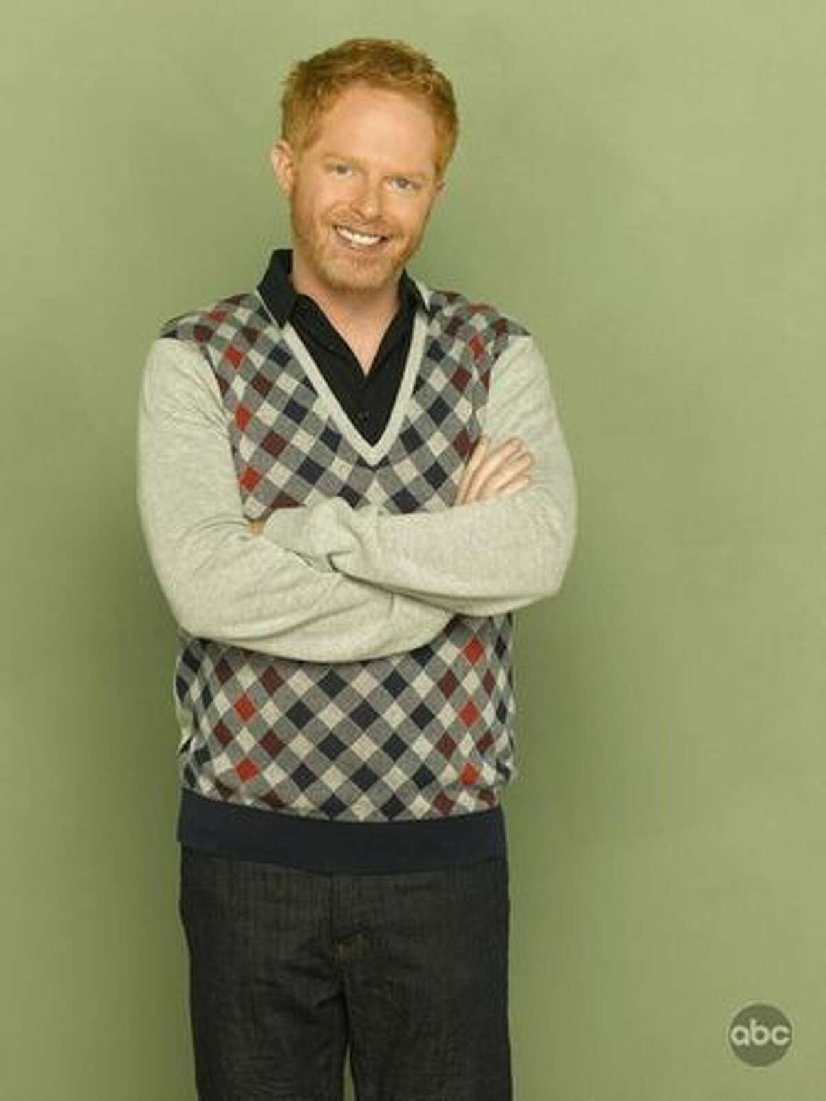 """Jesse Tyler Ferguson, """"Modern Family,"""" ABC. Ferguson and Eric Stonestreet as the gay couple are comic gold from episode to episode."""