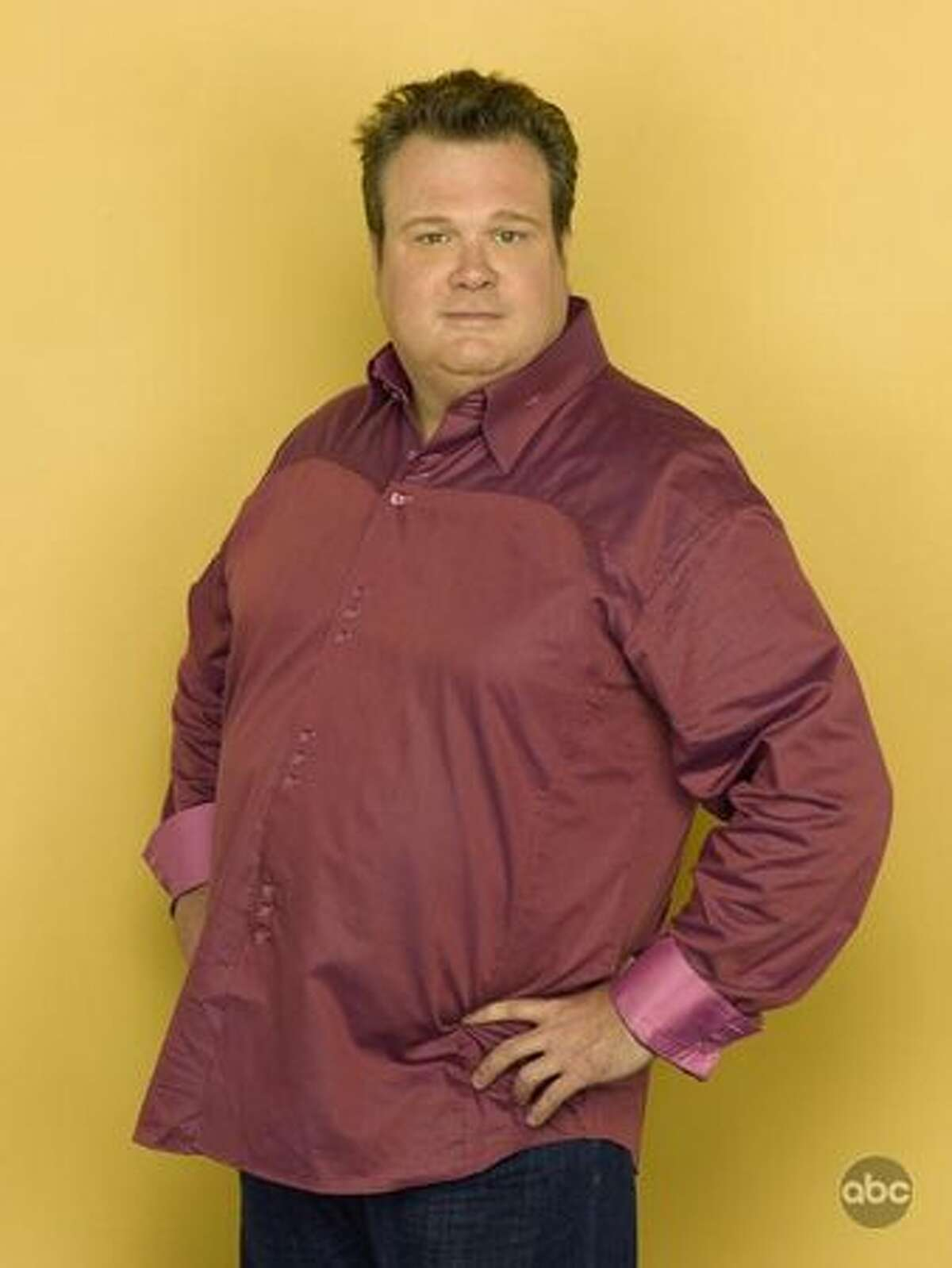 """Eric Stonestreet, """"Modern Family,"""" ABC. Stonestreet and Jesse Tyler Ferguson as the gay couple are comic gold from episode to episode."""