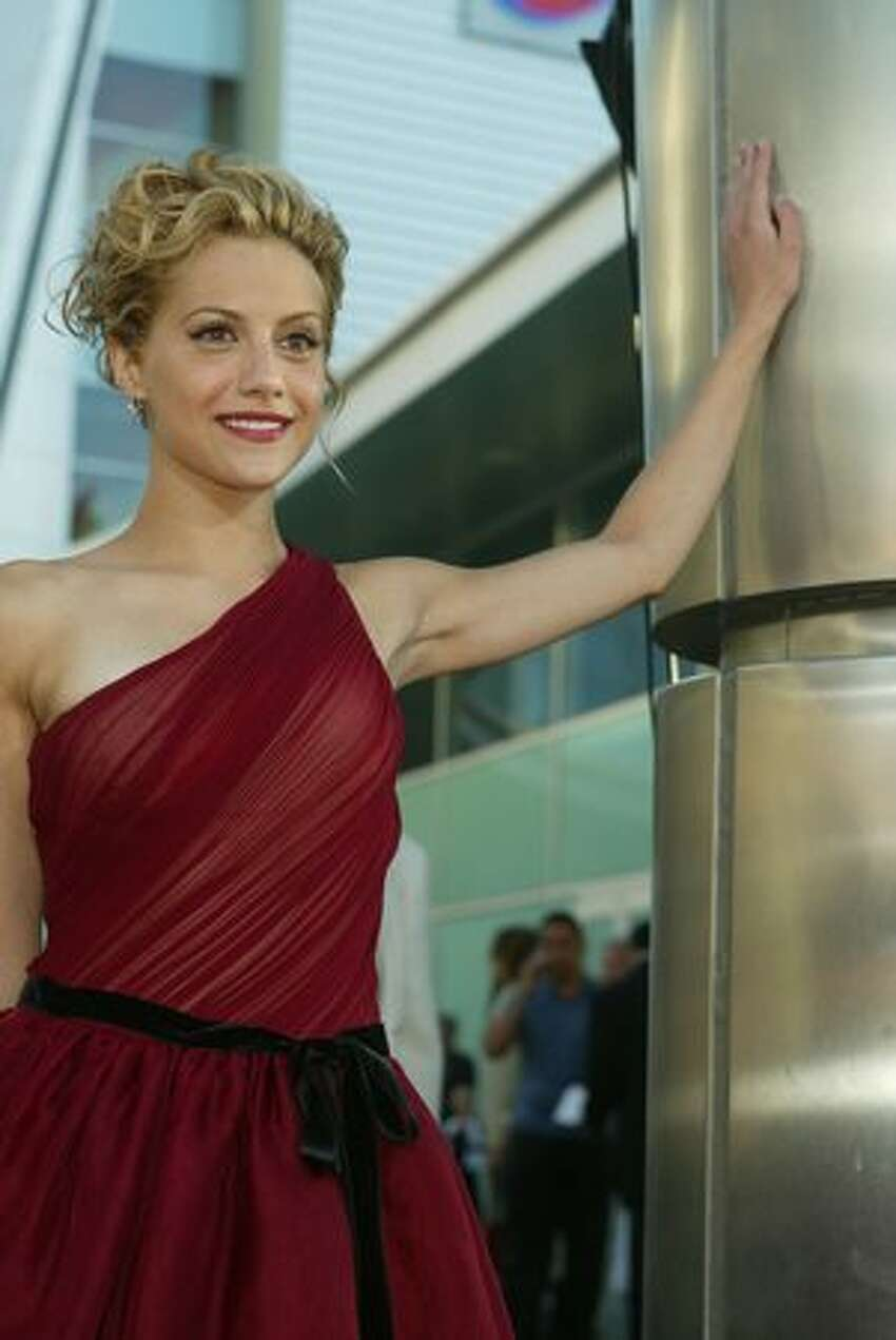 Brittany Murphy attends the Los Angeles premiere of the film