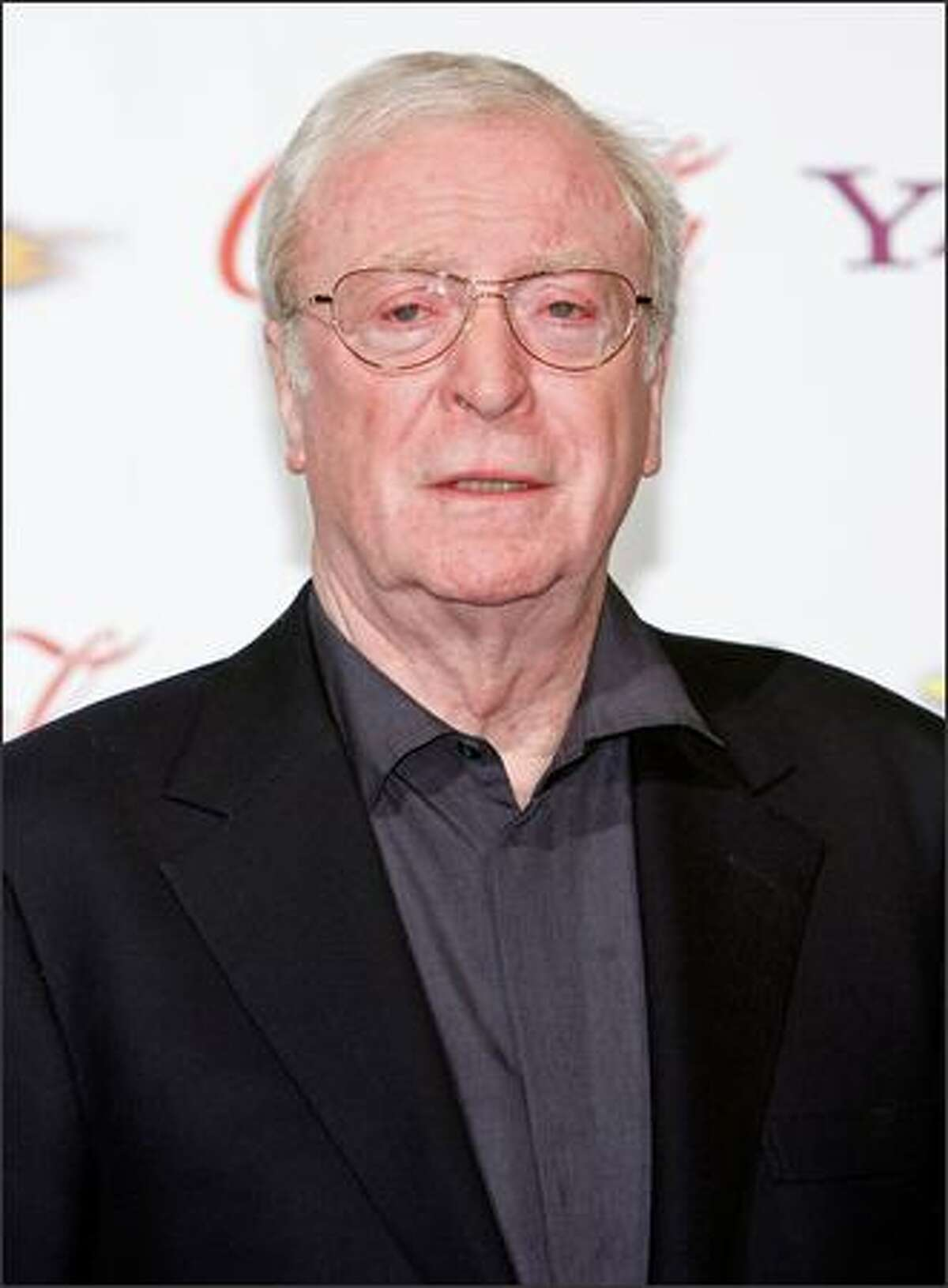 Actor Michael Caine, recipient of the Lifetime Achievement Award, attends the 2009 ShoWest convention final night banquet and awards ceremony held at Paris Las Vegas on Thursday, April 2, 2009. ShoWest is a gathering of movie theater owners and operators.