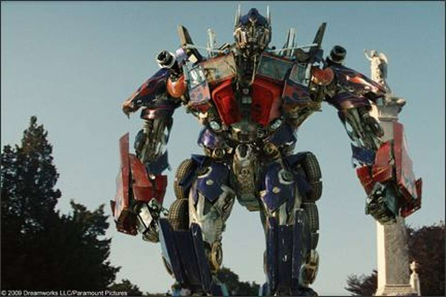 Heroic robot leader Optimus Prime ... doesn't like quite the way kids remember from the 1980s cartoons.