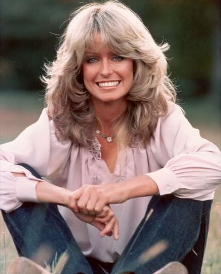 Publicity portrait of American actor and actress Farrah Fawcett, circa 1975. Fawcett died Thursday, June 25, 2009, at a hospital in Los Angeles. She was 62. Photo: Getty Images
