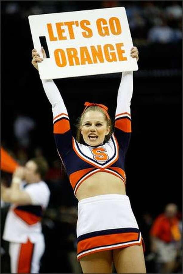 5. Syracuse University -- Syracuse, New York Photo: Getty Images