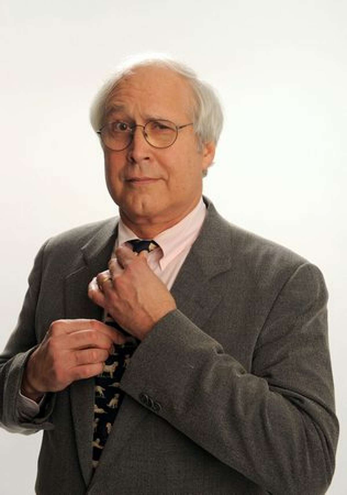 Actor Chevy Chase poses for a portrait.