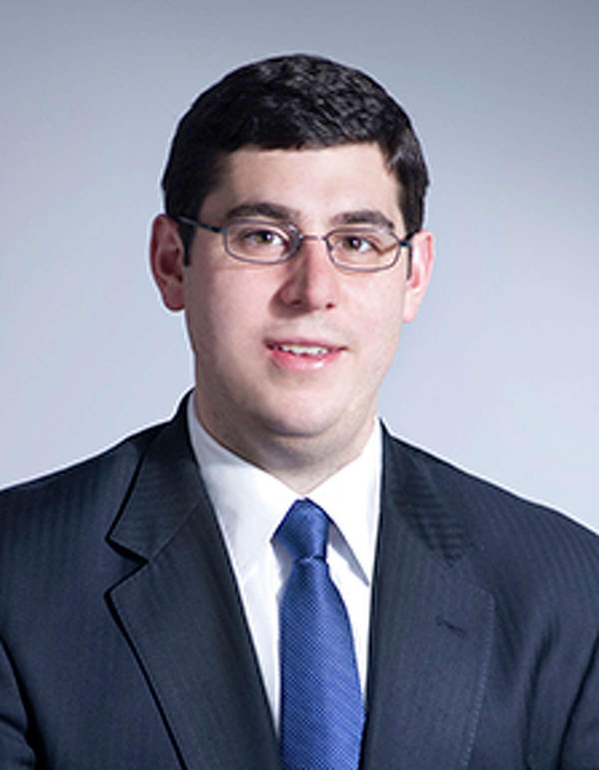 David Becker, Representative Town Meeting member and potential first selectman candidate