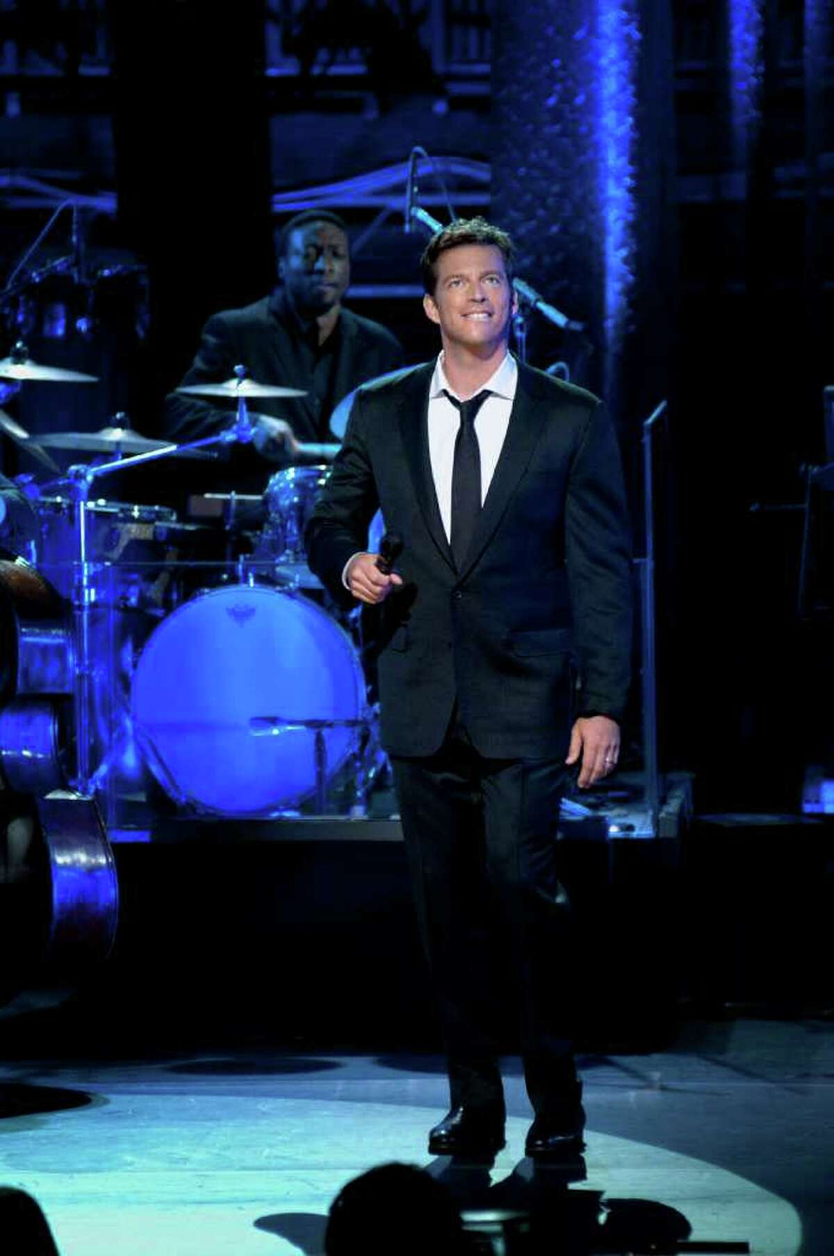 Harry Connick Jr. released a live concert album March 1, 2011 called On Broadway. The New Orleans native singer, pianist and movie star performs in Houston March 29, 2011 with the Society for the Performing Arts.