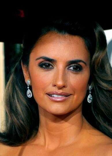 Actress Penelope Cruz arrives at the 67th Annual Golden Globe Awards held at The Beverly Hilton Hote