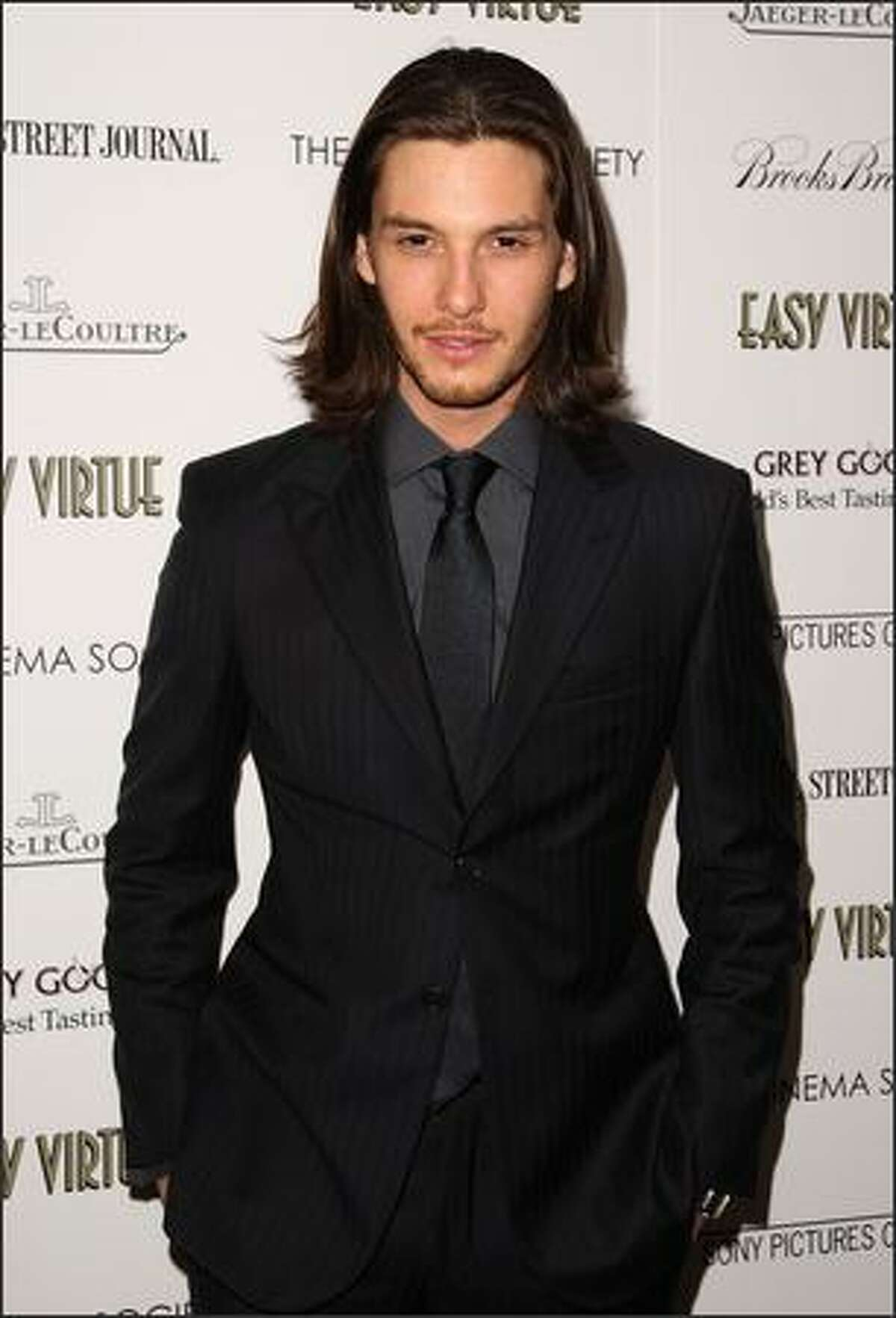 Actor Ben Barnes attends a screening of