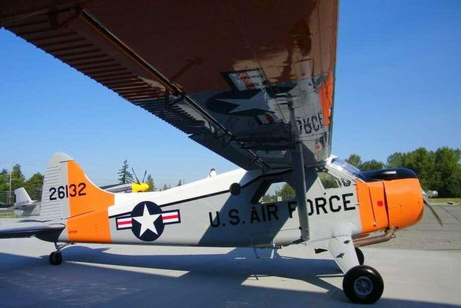 Historic Flight Foundation: de Havilland U-6A Beaver Photo: Aubrey Cohen, Seattlepi.com