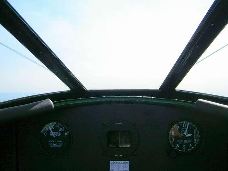 Historic Flight Foundation: Waco UPF-7 in flight Photo: Aubrey Cohen, Seattlepi.com