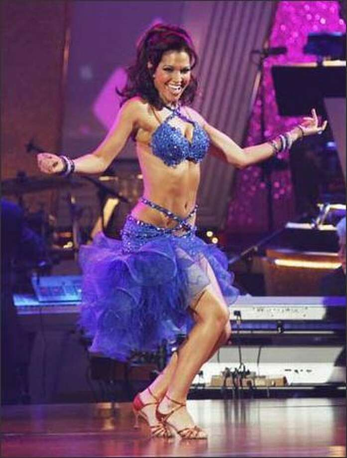 "No. 99: TV personality Melissa Rycroft, 26 (""The Bachelor,"" ""Dancing With The Stars""). Photo: ABC"