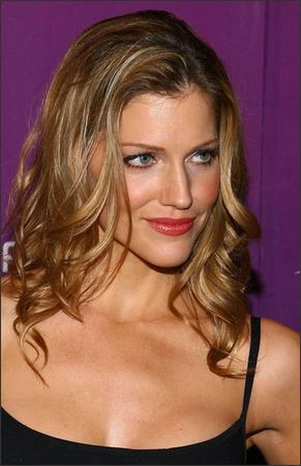 No. 75: Actress Tricia Helfer, 35 (