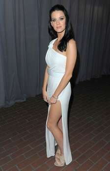 Singer Katy Perry attends. Photo: Getty Images